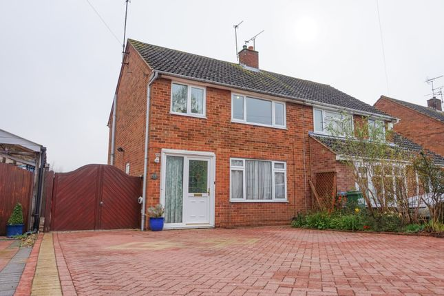 Thumbnail Semi-detached house for sale in Ingram Avenue, Aylesbury