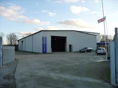 Thumbnail Light industrial for sale in Harpings Road, Hull