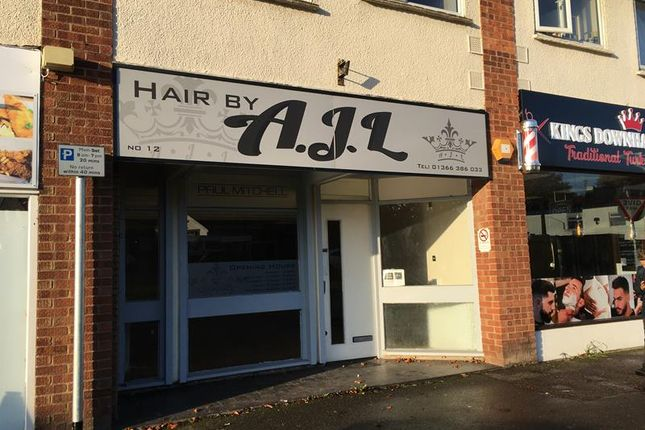 Thumbnail Retail premises to let in 12/12A London Road, Downham Market, Norfolk