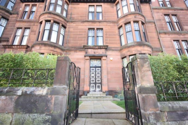 Flat to rent in Dowanhill Street, Glasgow