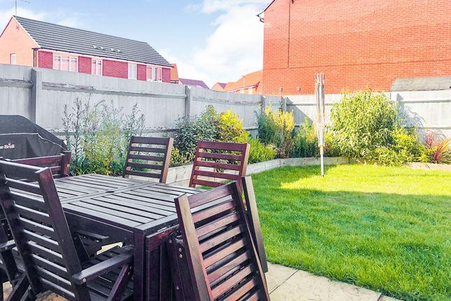 Thumbnail Semi-detached house for sale in Freshman Way, Market Harborough