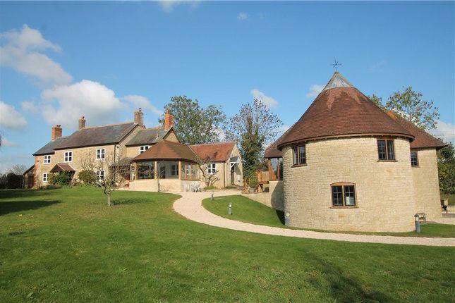 Thumbnail Detached house for sale in Dry Lane, Gillingham, Dorset
