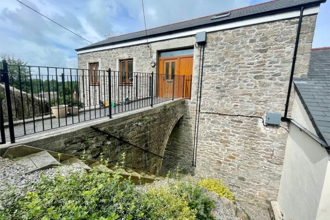 Thumbnail Flat for sale in Blowing House Hill, St Austell, Cornwall
