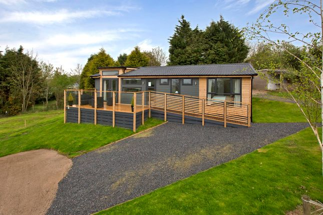 Thumbnail Lodge for sale in Denbury Road, Ogwell, Newton Abbot