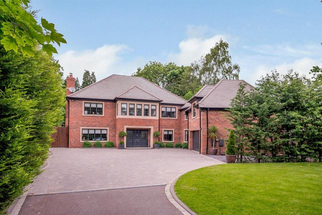 Thumbnail Detached house for sale in The Fordrough, Four Oaks, Sutton Coldfield