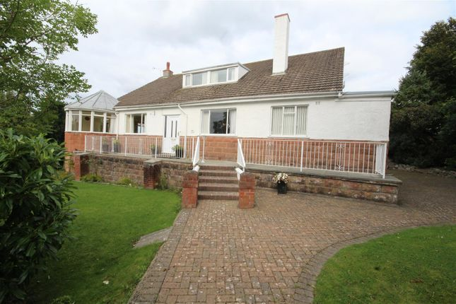 Thumbnail Detached house for sale in Wynnstay Road, Old Colwyn, Colwyn Bay
