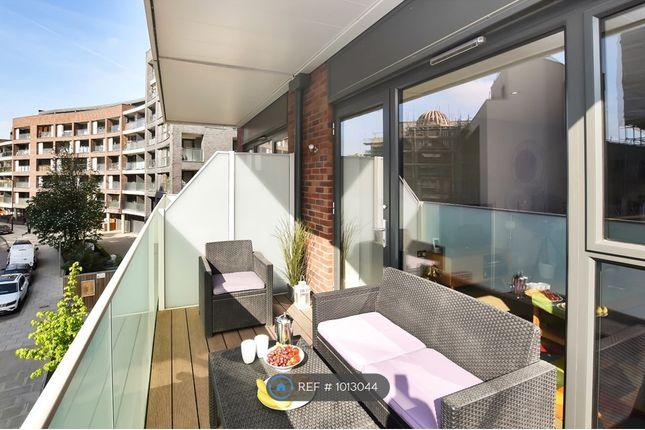 Thumbnail Flat to rent in West Ealing, London