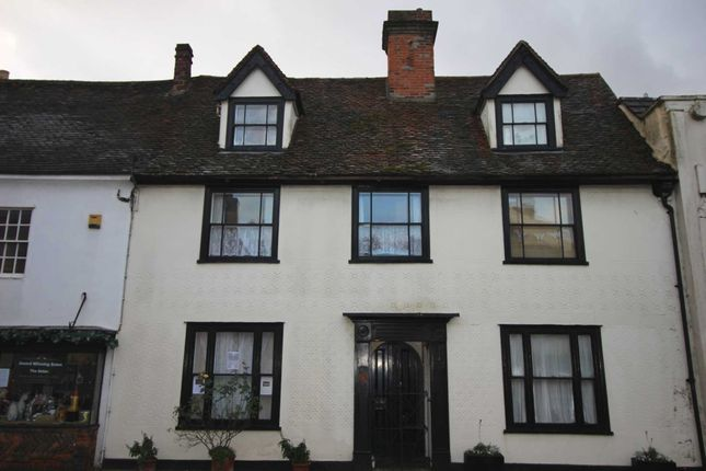 Thumbnail Terraced house for sale in East Street, Coggeshall