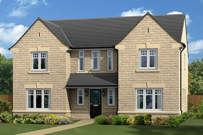 "Thumbnail Detached house for sale in ""The Edlingham"" at Roes Lane, Crich, Matlock"