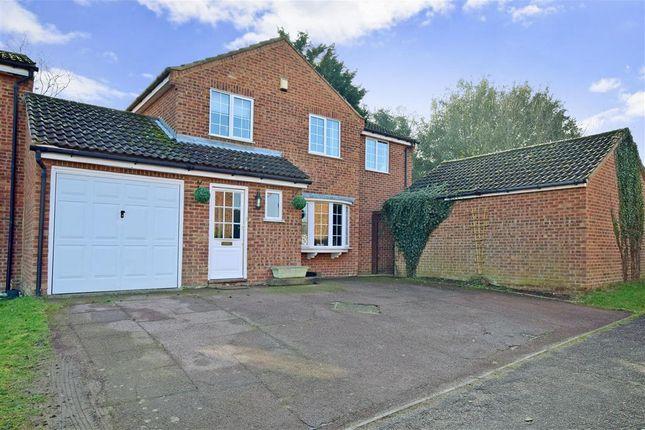 Front Elevation of Old Barn Road, Leybourne, West Malling, Kent ME19