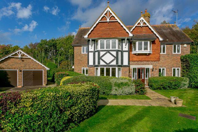 Thumbnail Detached house for sale in Rookwood Park, Horsham, West Sussex