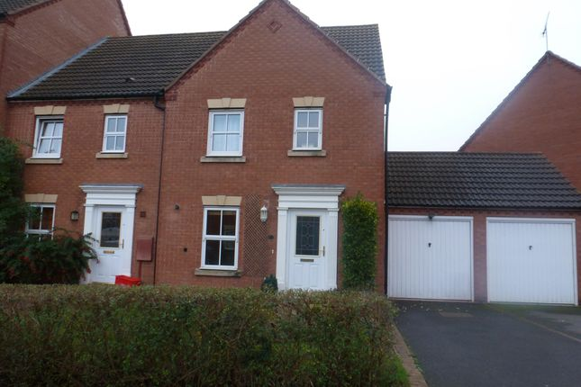 Thumbnail Property to rent in Bromhurst Way, Chase Meadow Square, Warwick