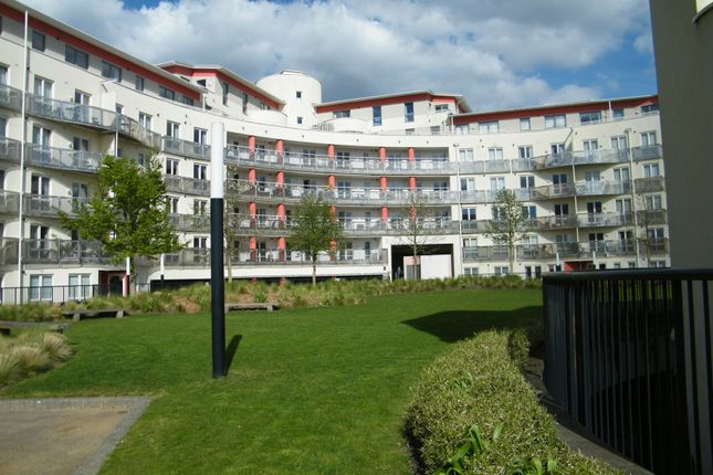 Thumbnail Flat to rent in Hanover Quay, Bristol