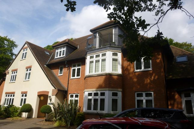 Thumbnail Flat to rent in Aston Park Grange Streetly Lane, Little Aston, Sutton Coldfield, West Midlands