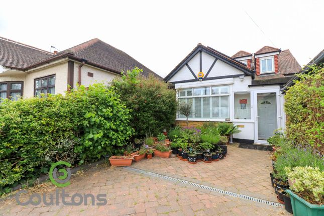 Thumbnail Detached bungalow for sale in Sinclair Road, London