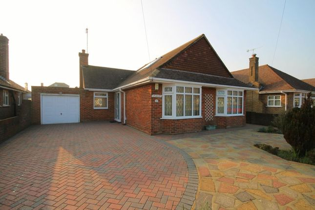 Thumbnail Detached bungalow to rent in Cowdray Drive, Goring-By-Sea, Worthing