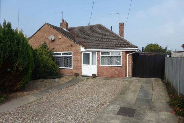Thumbnail Semi-detached bungalow for sale in Busseys Loke, Bradwell, Great Yarmouth