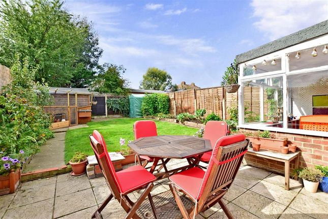 Thumbnail End terrace house for sale in Becket Close, Whitstable, Kent