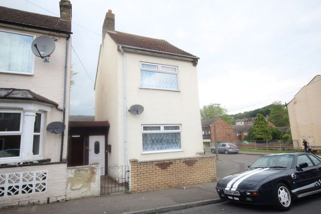 Thumbnail Detached house to rent in Albany Road, Chatham