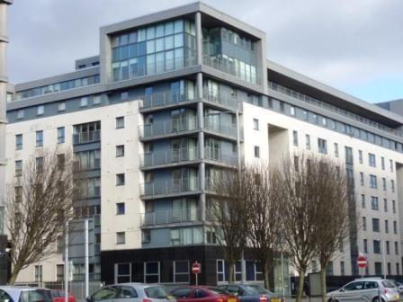 Thumbnail Flat to rent in Wallace Street, Tradeston, Glasgow
