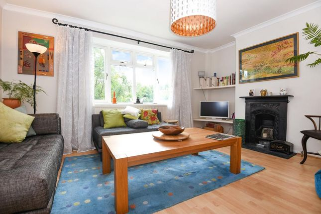 Internal View of Broadhurst Gardens, South Hampstead NW6