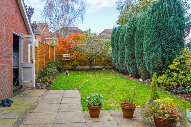 Rear Garden of Pool View, Rushall, Walsall WS4