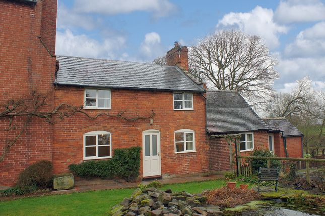 Thumbnail Cottage to rent in Dale House, Boraston