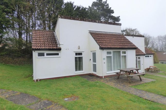 Thumbnail Bungalow for sale in Manorcombe Bungalows, Honicombe Manor, Gunnislake