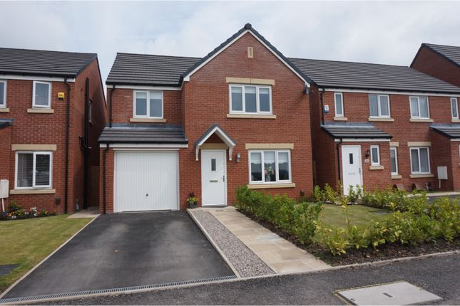Thumbnail Detached house for sale in Goldcrest Road, Maghull