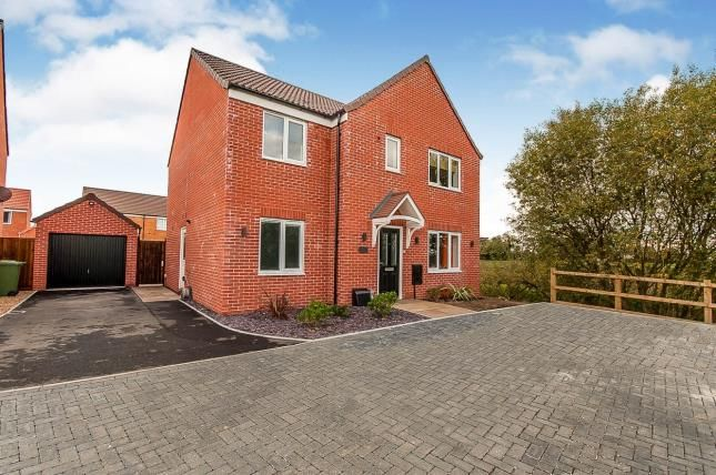 Thumbnail Detached house for sale in Swift Gardens, Kirton, Boston, Lincolnshire