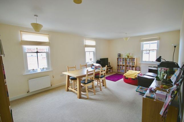 Thumbnail Flat to rent in Hessary Place, Poundbury, Dorchester