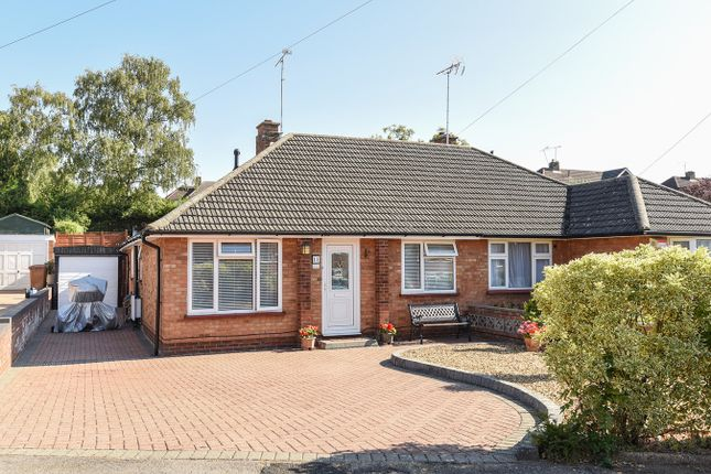 Thumbnail Semi-detached bungalow for sale in Manton Road, Hitchin