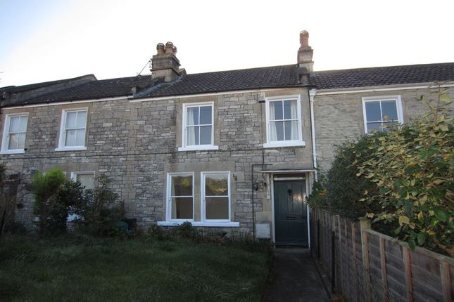 Thumbnail Cottage to rent in Prospect Place, Weston, Bath