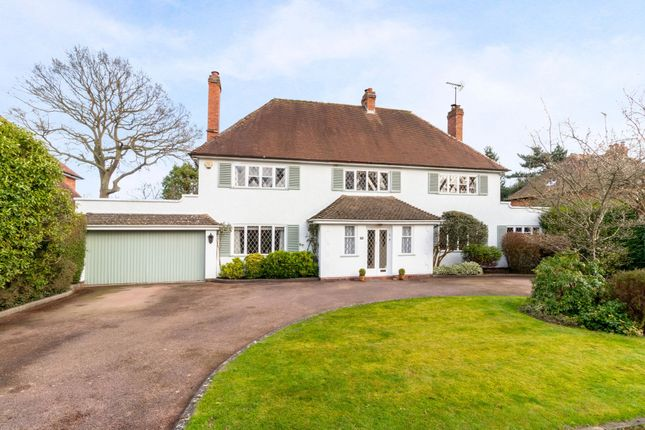 Thumbnail Detached house for sale in Blythe Way, Solihull