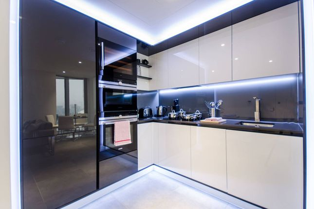 Thumbnail Flat to rent in Dollar Bay, Canary Wharf
