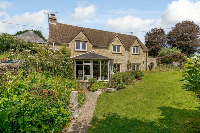 Thumbnail Detached house for sale in Pancake Hill, Chedworth, Cheltenham, Gloucestershire