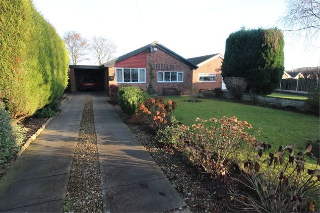 Thumbnail Detached bungalow for sale in Holiwell Close, Maltby, Rotherham