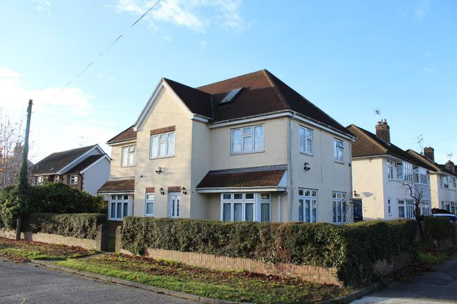 Thumbnail Detached house for sale in Warescot Road, Brentwood