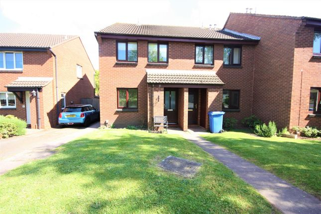 Thumbnail Flat for sale in Abbotsford Road, Lichfield