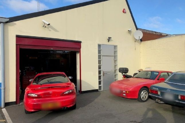 Thumbnail Industrial for sale in Stirling Way, Borehamwood, Herts
