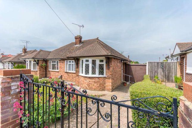 Thumbnail Semi-detached bungalow to rent in Derwent Avenue, Luton