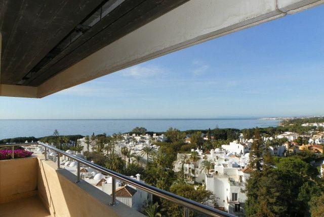 Terrace of Spain, Málaga, Marbella