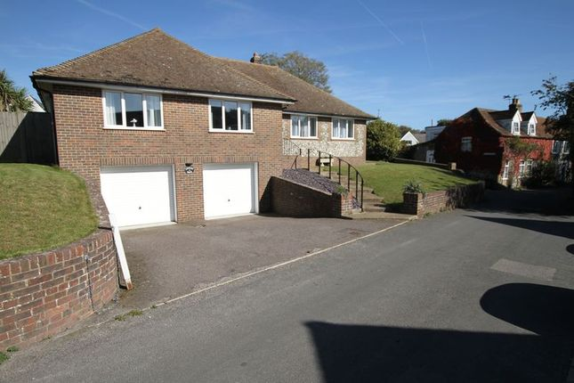 Thumbnail Detached bungalow for sale in Chapel Lane, St. Margarets-At-Cliffe, Dover