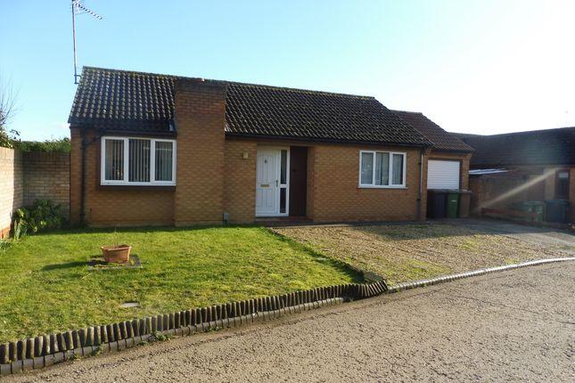 Thumbnail Bungalow to rent in Stonebridge Lea, Orton Malborne, Peterborough