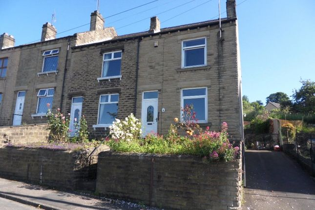Thumbnail End terrace house to rent in Lees Hall Road, Dewsbury, West Yorkshire