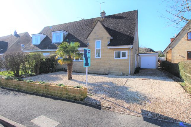 Thumbnail Semi-detached house for sale in Maugersbury Park, Stow On The Wold, Cheltenham