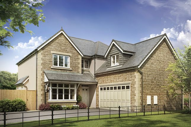 Thumbnail Detached house for sale in Stonecross Meadows, Milnthorpe Road, Kendal