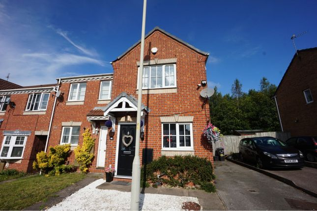 Front View of Richborough Drive, Dudley DY1