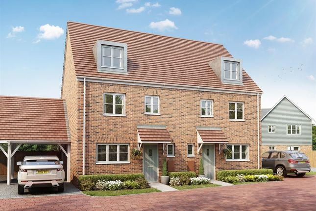 "4 bed semi-detached house for sale in ""The Leicester"" at Watergate, Bexhill-On-Sea TN39"