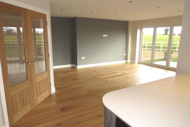 Thumbnail Detached house for sale in Flegg Green, Wereham, King's Lynn